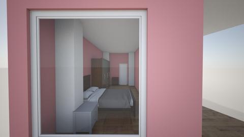cuarto - Modern - Bedroom  - by aliaganicolee