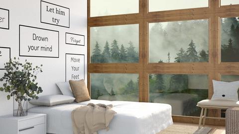 Eet - Modern - Bedroom  - by Norbosa