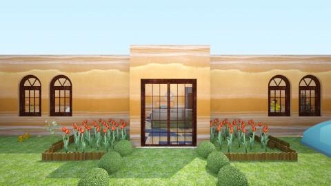 bens house - Classic - Garden  - by benjamindzikowski