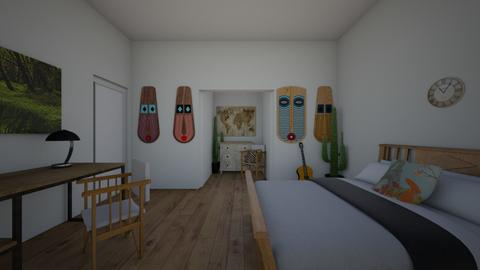 Travel - Bedroom  - by theIrishdog