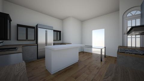 Kitchen - Modern - by evanline