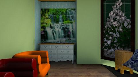 novinho - Eclectic - Bedroom  - by kelly ketly