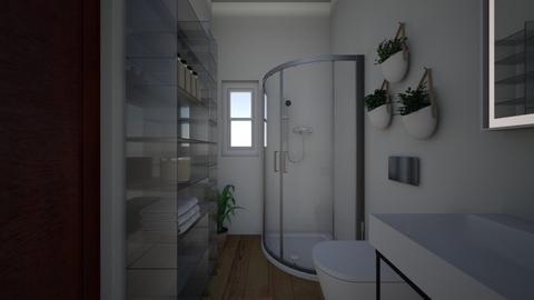 mini apartment 1 - Living room  - by idontknowme