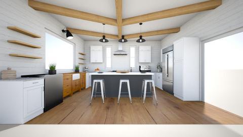 Kitchen Final Project - Kitchen  - by mckennacardwell