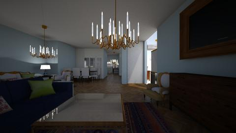 New - Living room  - by zahretelwady