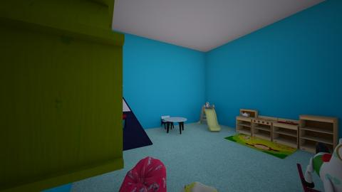 Teaching Toddlers - Kids room  - by geraldine08