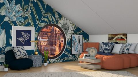 Indian Ideas - Modern - Bedroom  - by CitrusSunrise