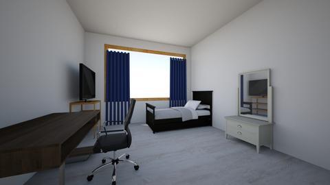 My room - Bedroom  - by danielanova