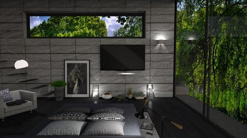 M_ Modliv - Living room  - by milyca8