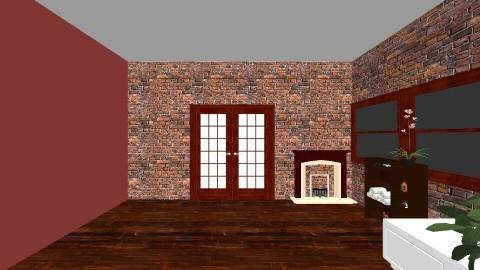 bathroom 2 - Rustic - Bathroom  - by wafflesaregreat