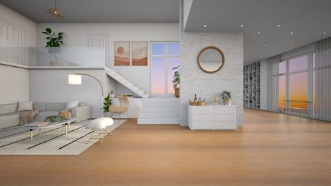 nashville - Living room  - by diegobbf