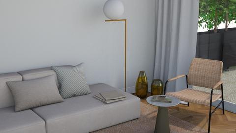 cozy scandinavian  - Living room - by boni89