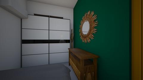 Bedroom P5 - Modern - Bedroom  - by MissChellePh