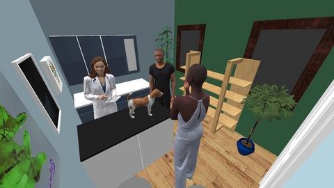 Exam Room 2 - Office  - by apopbm