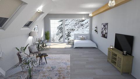 Modern Cotage - Modern - Bedroom  - by ghhvghgvhvgvhvb