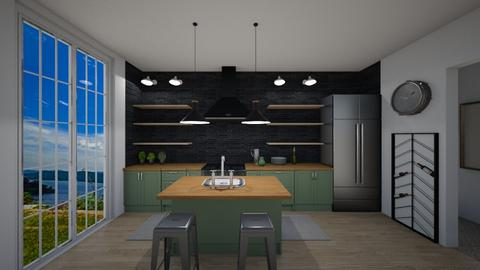 Kitchen - Modern - Kitchen  - by Home renovator