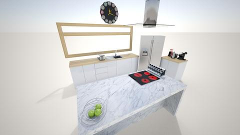 Future home - Kitchen  - by lucas731