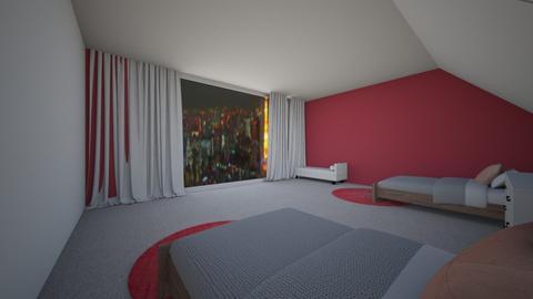 Beautiful Hotel - Modern - Kids room - by DesignerDog123