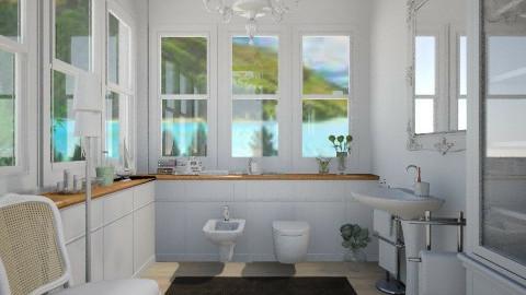 Bathroom - Bathroom  - by Rose Marie