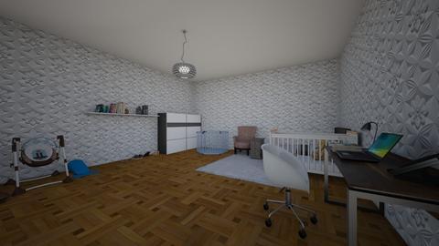 my mums attic room - Modern - Bedroom - by I_Am_Ayesha