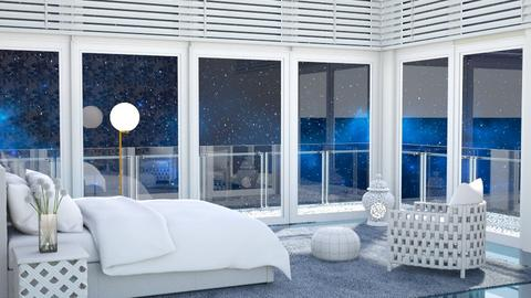 M_Only the stars - Modern - Bedroom  - by milyca8