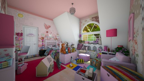 baby room - Kids room  - by AlexDi