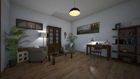 Giulia - Rustic - Living room  - by PARSEC