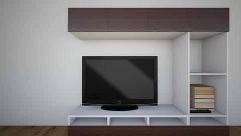 casa - Living room  - by federico gerez