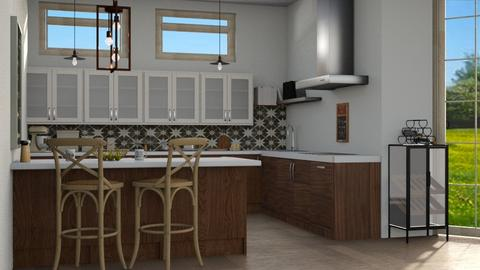 country - Country - Kitchen  - by CitrusSunrise