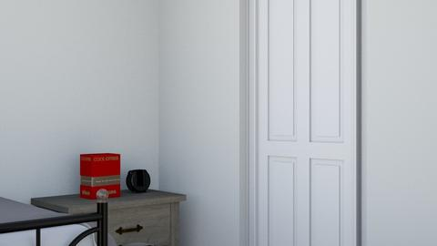 Emis bedroom - Country - Bedroom  - by eborglum28