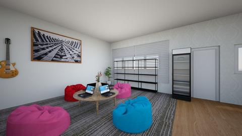 TSD ROOM NEW - Office  - by radiet