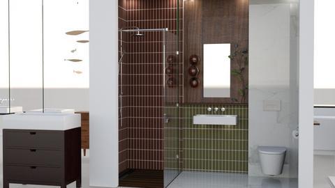 badkamerKBBG2 - Bathroom  - by KanitaM