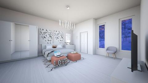 Girls - Glamour - Bedroom - by Brielaaa