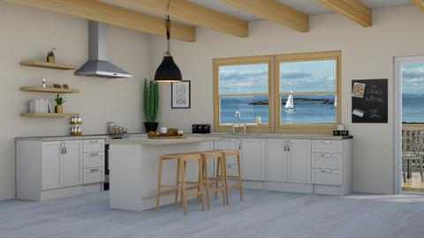 Kitchen - Kitchen - by queen_gonzales
