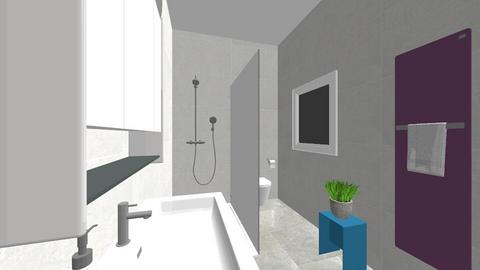Wohnung - Bathroom  - by kaeffchen