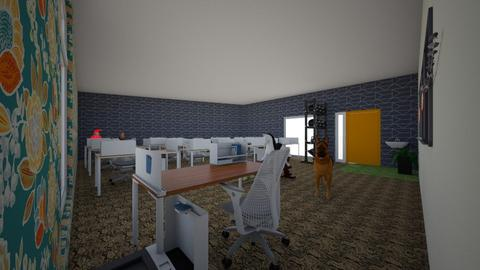 Klassiruum C302 - Vintage - Office  - by thomas7