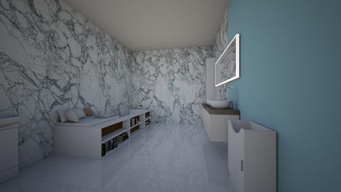 ObeliskBlue - Bedroom - by amybagginsbolton