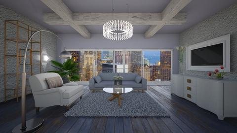 SjR - Modern - Living room - by Saj Trinaest