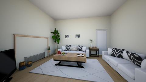 living room mags - Living room - by stephgordon36