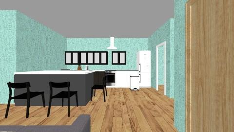 Apartamento de 75 m2 - Minimal - by Urbanismo Virgen del Valle