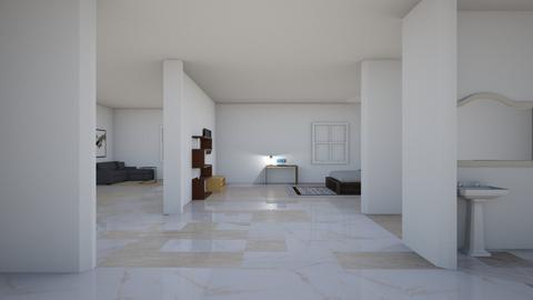floorplan By Alexis Rios - Modern - by alexis rios