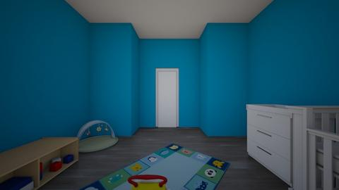 baby room - by anna_figueroa