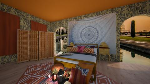 Living in India colours  - Country - Bedroom  - by Pheebs09