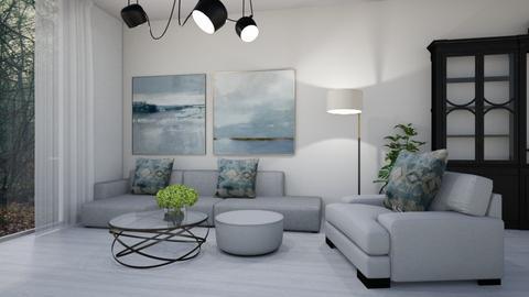 89 3 - Living room  - by Lia Malhi