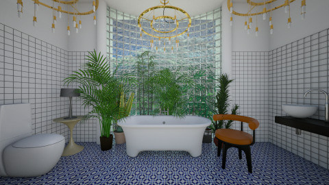 EastWest Bathroom - Eclectic - Bathroom  - by 3rdfloor