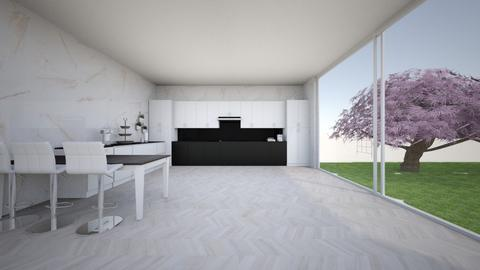 Dream kitchen - Modern - Kitchen  - by Super estilista