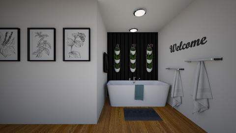 Dream Bathroom - Bathroom  - by EwaT