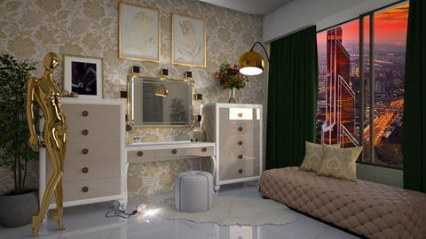 make up room - Bedroom  - by snjeskasmjeska