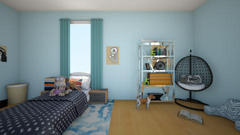 precila - Feminine - Bedroom - by pikachuXtoriX