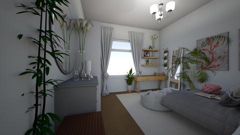 ellie bedroom before - Bedroom  - by elieeee